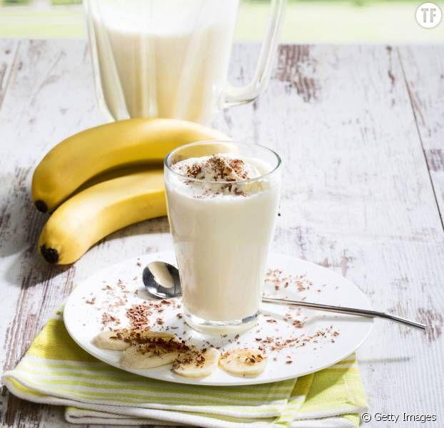 La recette de la crème à la banane pour calmer la toux chez l'enfant