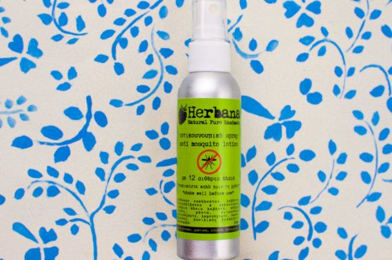 Natural Mosquito Repellent Spray with 12 essential oils. Completely safe and chemical-free its ideal for kids! Without chemicals only with