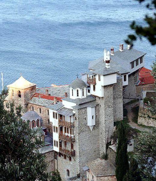 Osiou Grigoriou Monastery, Mount Athos, Greece | photo (5)