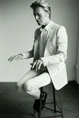 """""""I always had a repulsive need to be something more than human""""                                        David Bowie"""