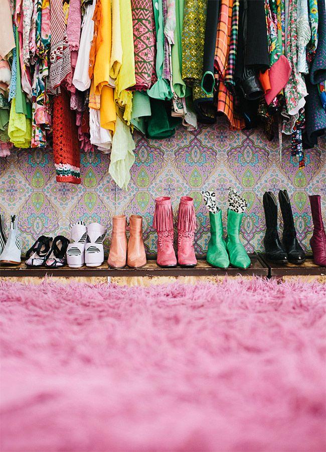 My Delirium Vintage Clothing Shop, Melbourne / Nubby Twiglet