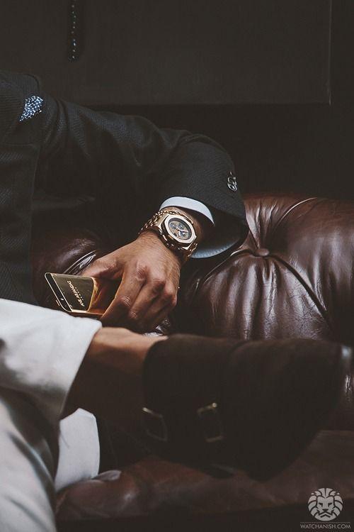 Gentlemen's Club- Watch Chanish- L.S.