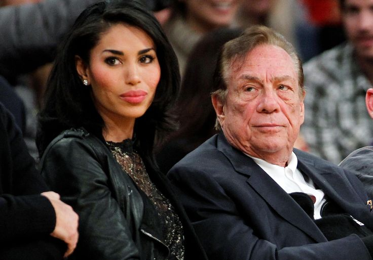 Clippers owner Donald Sterling banned for life by NBA  (Photo: AP file)