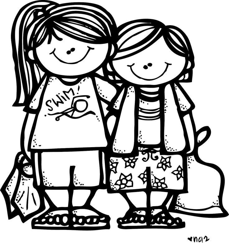 Melonheadz LDS illustrating: Girls Camp Illustrations ...