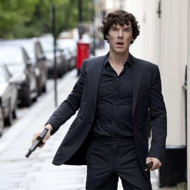 Sherlock shirt & suit