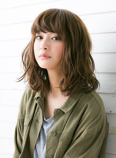 大人可愛いカジュアルルーズボブ 【drive for garden】 http://beautynavi.woman.excite.co.jp/salon/21107?pint ≪medium・hairstyle・ミディアム・ヘアスタイル・髪形・髪型≫