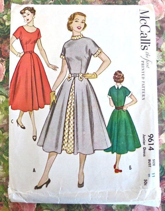 3892 best Vintage Sewing Patterns images on Pinterest | Vintage ...