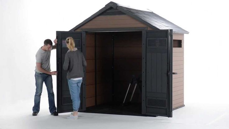 How To Assemble Keter Fusion Shed