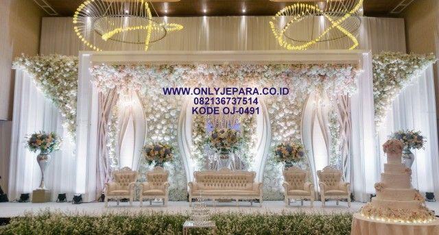 Dekor Pelaminan Mewah Klasik Modern Gebyok Dekorasi Pelaminan Toko Furniture Jepara Klasik Dekor Kemewahan
