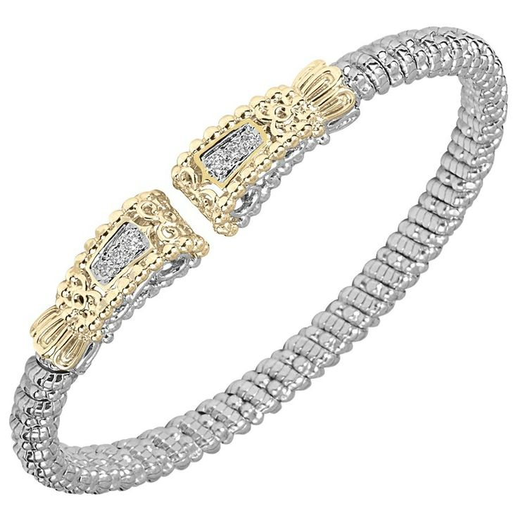 Gorgeous diamond bracelets really make a statement!
