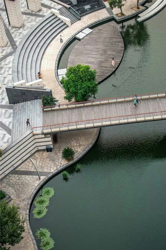 Z. Town River, China