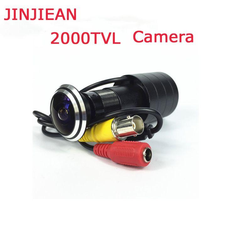 >> Click to Buy << SHRXY HOTsell 170 Wide Angle 2000tvl cmos Wired Mini Door Eye Hole Peephole Video Camera Color DOORVIEW mini CCTV Camera #Affiliate