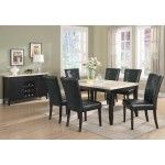 Coaster Furniture - Anisa 6 Piece Dining Set - 102791-2-5Set6   SPECIAL PRICE: $1,658.53
