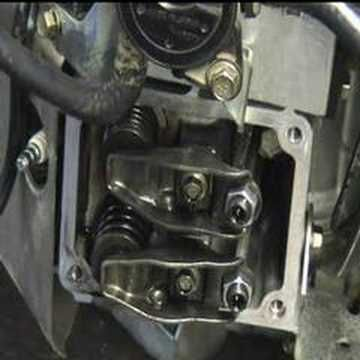 Lawn Mower Repair. Briggs Valve Adjustment V-Twin (OHV)