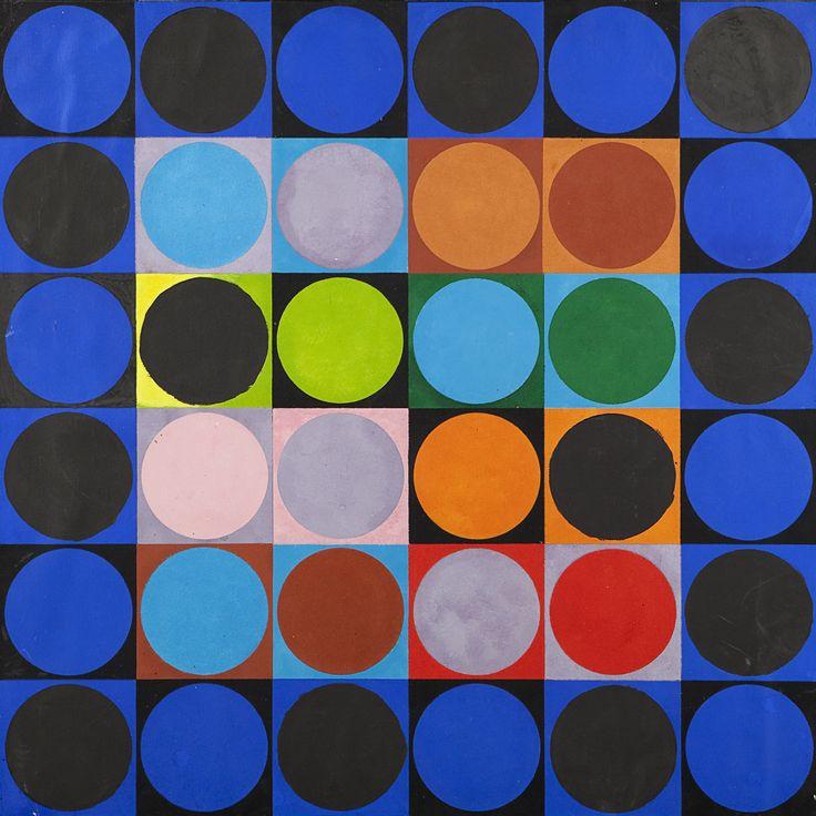 Gregorio Vardanega, composition, 1972