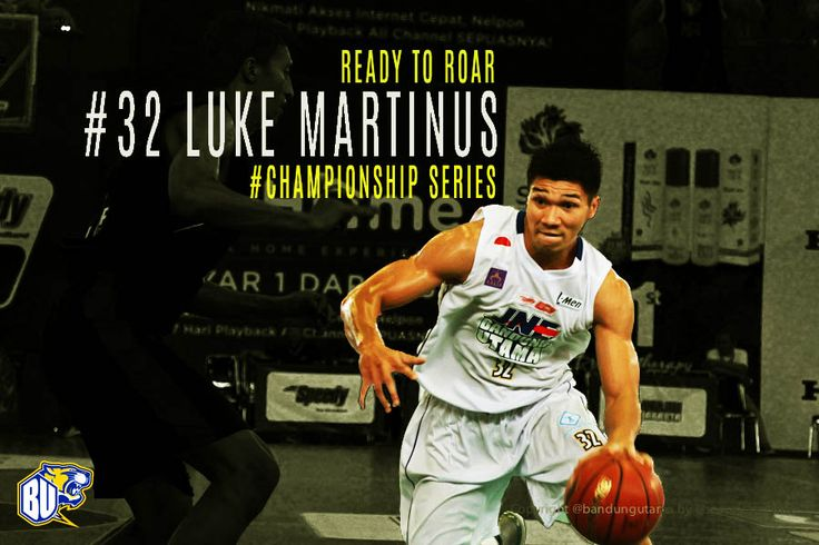Luke Martinus #32 #HelloChampionshipSeries Season 2014-2015
