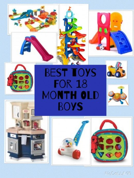 Best Toys for 18 Month Old Boy