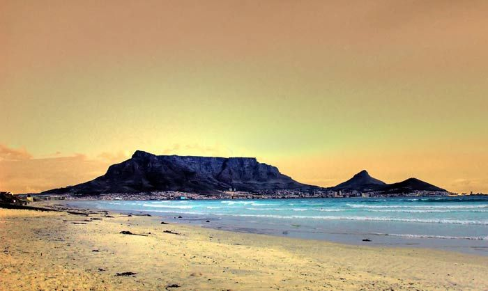 Table Mountain-Cape Town