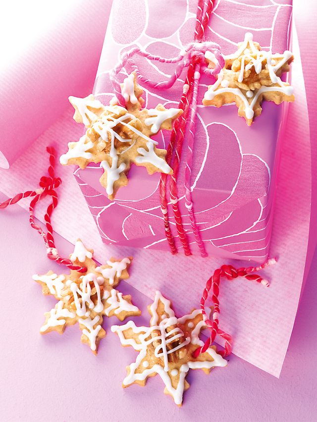Nussige Eiskristalle, Foto: © California Walnut Commission / Compact Verlag