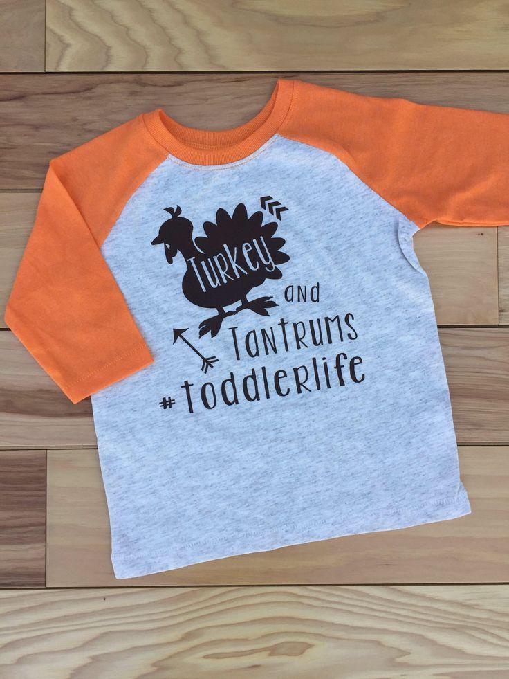 Toddler Boy Thanksgiving Shirt, Thankful Shirt, Turkey and Tantrums Shirt, Boy Thanksgiving Shirt, Turkey Shirt, Cute Thanksgiving Shirt by StrydersStreet on Etsy https://www.etsy.com/listing/476245872/toddler-boy-thanksgiving-shirt-thankful