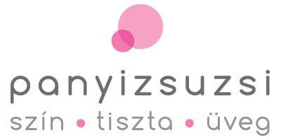 A 6 éves panyizsuzsi új arculatot kapott!  New logo for the 6 years old panyizsuzsi - bold.color.glass jewelry designer and manufacturer!