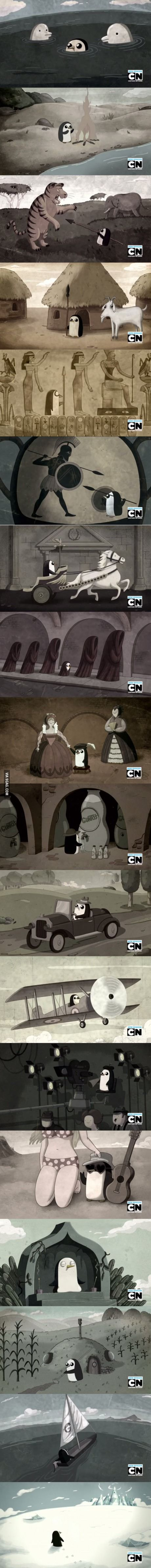 Life of Gunter; Idk why but this touches me. I just dunno