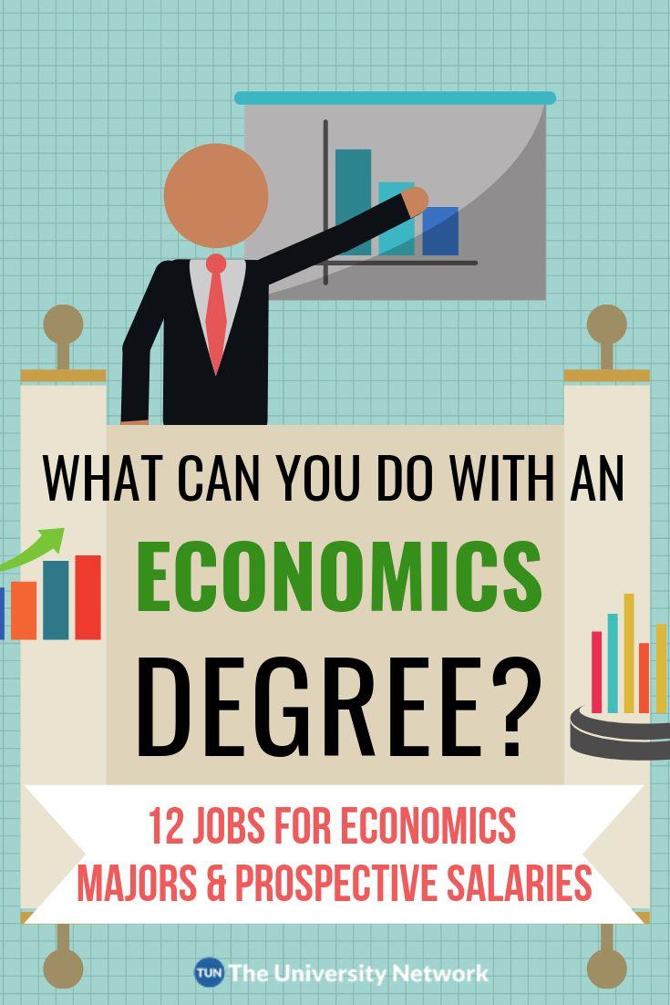 12 jobs for economics majors