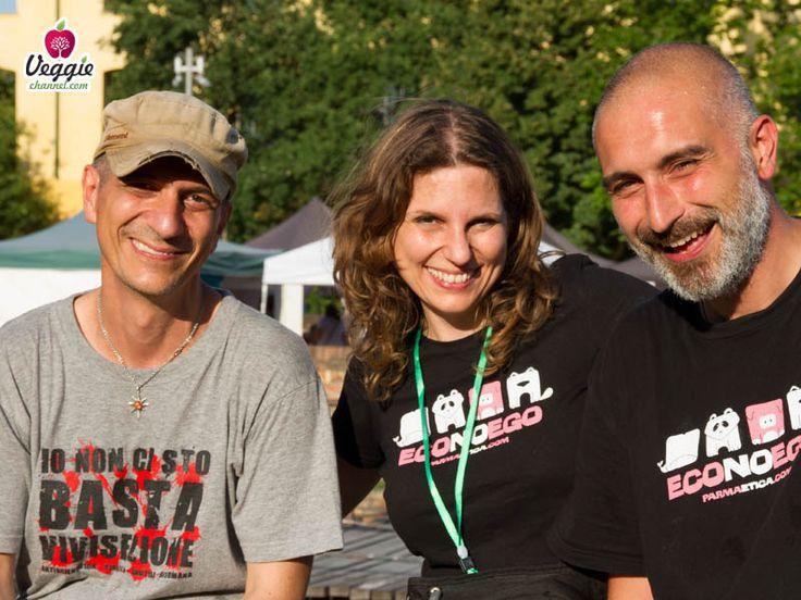 """Nuovo VIDEO: """"Parma Etica 2014"""". Scopri come si è svolto il primo festival vegano a Parma dal 6 al 8 giugno 2014. Clicca sul LINK qui sotto: http://veggiechannel.com/video/eventi-sport-gastronomia-cucina/parma-etica-2014"""