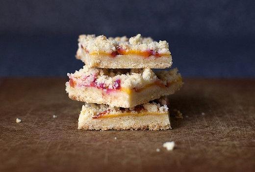 Peach Shortbread | Food | Pinterest