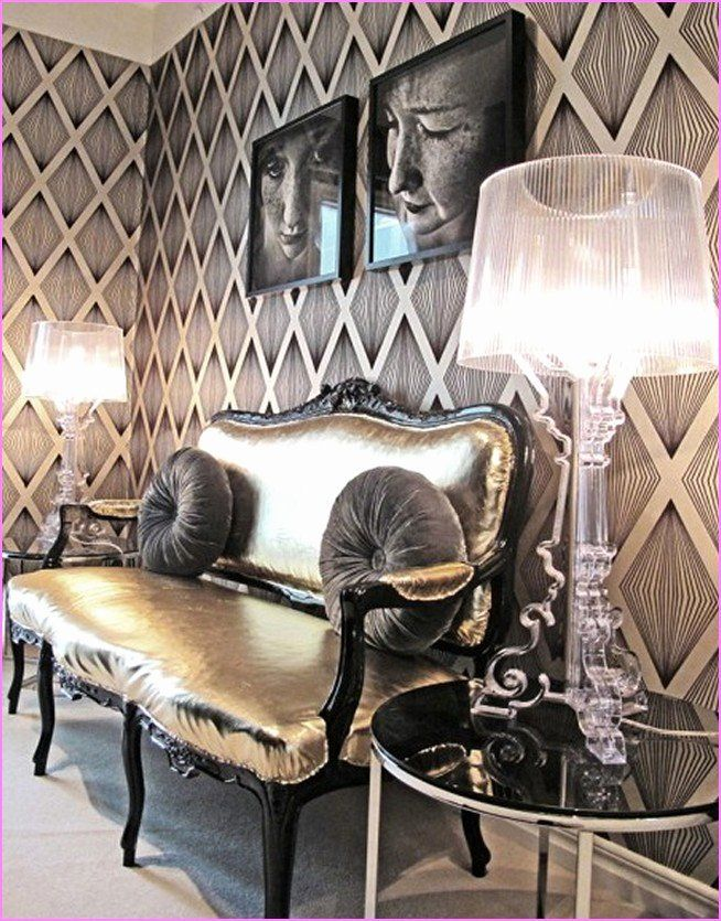 Old Hollywood Glam Bedroom In 2020 Glamour Decor Hollywood