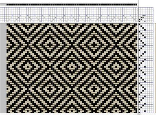 25+ best ideas about Diamond Pattern