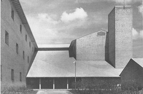 Voldparken elementary school / Kay Fisker