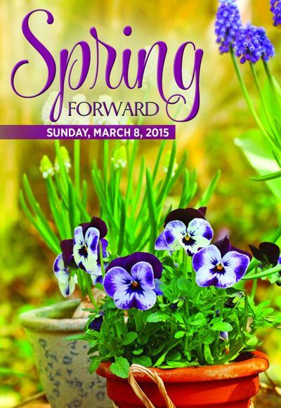 Spring Time Change Postcards #realestate
