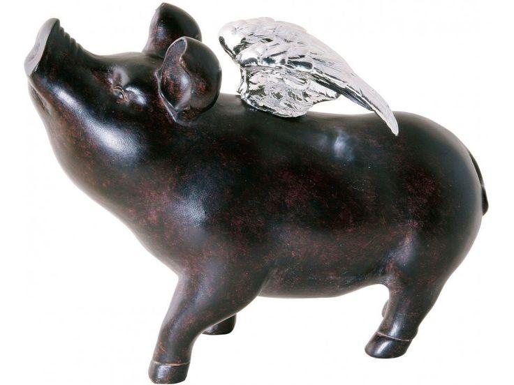 Skarbonka Rockstar Pig — Skarbonki — KARE® Design