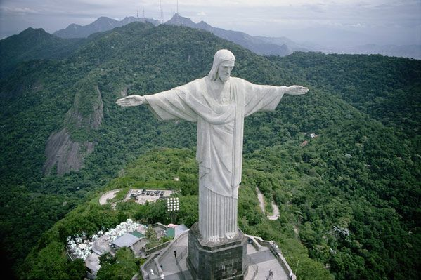 Brazil: Bucket List, Brazil, Bucketlist, Favorite Places, Rio De Janeiro, Christ The Redeemer, Places I D, Crisscross, Travel