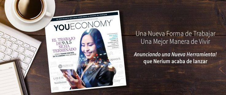 Nerium Internacional presente en la revista YouEconomy. te gustaria pertenecer a nerium www.luzdelcarmen.nerium.com