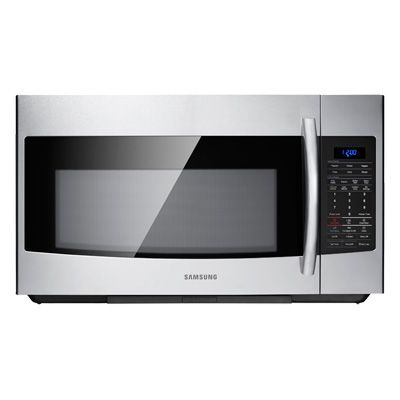 My new OTR microwave: 1.9 cu. ft. Over-the-Range Microwave SMH1927S (Stainless Steel) | Samsung Home Appliances