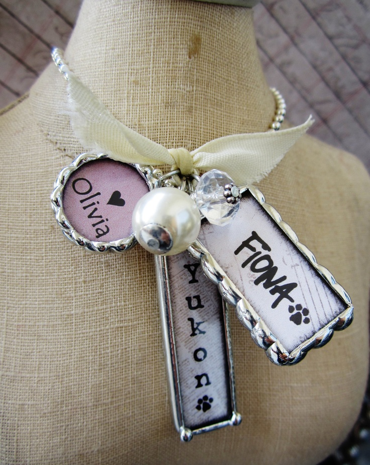 Love the pearl and crystal on this!  Find her on FB too, Just Charms and Pretty Things.  My friend actually knows her :)