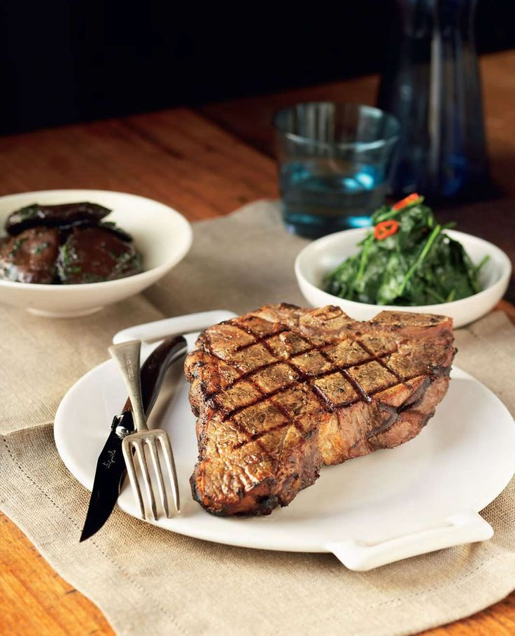 T-bone for two by Adrian Richardson from Meat | Cooked
