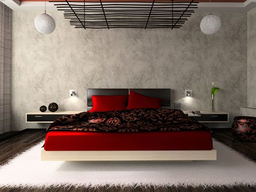best 25 red bedroom decor ideas on pinterest red bedroom walls red wall decor and corner wall shelves