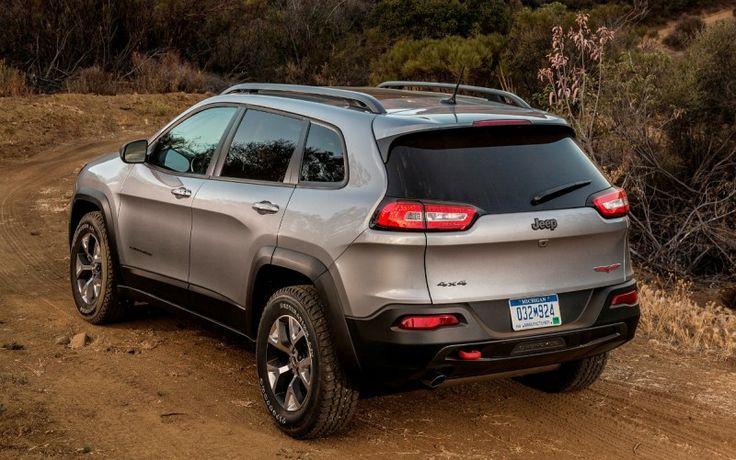 "Mea Culpa: 2014 Jeep Cherokee Not ""Fug Nasty"" – Looks Great in Trailhawk Trim"