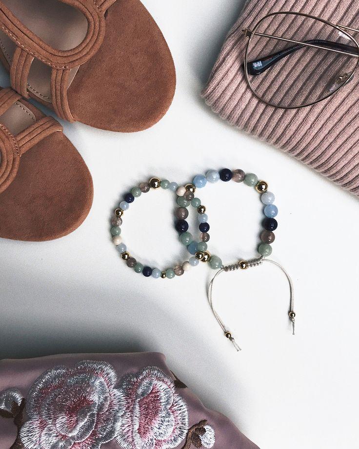 Discover our pearls for the Noelia & Analie bracelet 🌸✨🎀 #myNoelia #myAnalie #myownbracelet