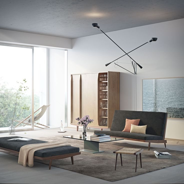 living room, stockholm, unité, Djurgården