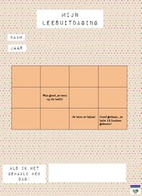 Leesuitdaging 12 boeken oranje Susan Spekschoor