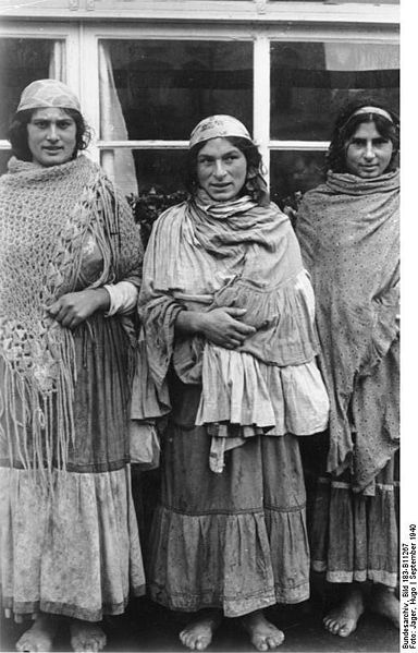 dutch Sinti/gypsies