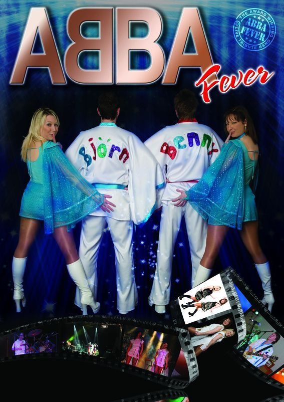 Abba Fever. Abba tribute band.