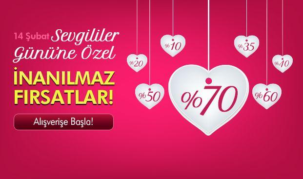 14 Şubat Sevgililer Gününe Hediyeler Tr-Market.Net Türkiye'nin En Büyük Online Alışveriş Sitesi