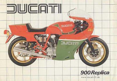 Racing Cafè: Ducati MH 900E by La Bellezza