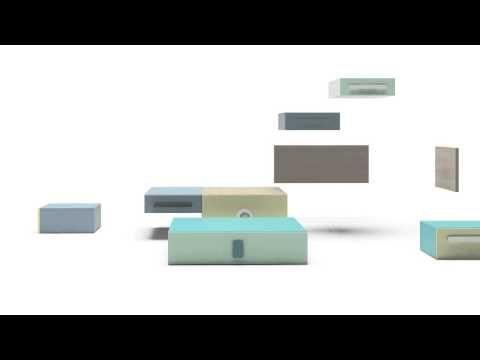 Animación del sistema Kubox