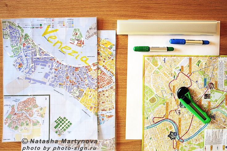 great idea for napkin, old maps, easy making